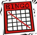 Bingo - 23 Feb