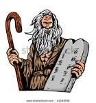 Moses and 10 C