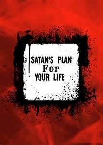 Satan's plan