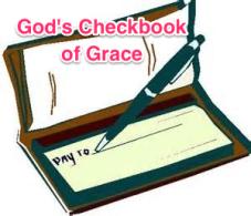 Checkbook of Grace