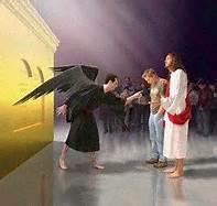 Satan Accuses